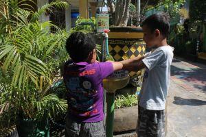 Hidup Sehat di Kampung STBM Kelurahan Payaman