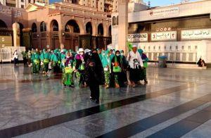 Info Haji Kediri: Ibadah Tak Terganggu Cuaca Ekstrem