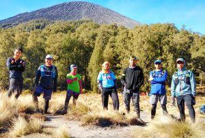 Trabas Trail Running, Komunitas Lari Gunung di Kediri