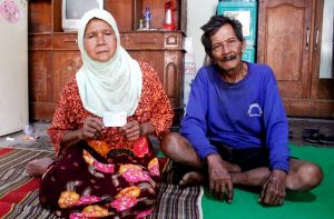 Kesedihan Keluarga Mukandar, Korban Kecelakaan di Kayen Kidul