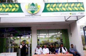 Global Wakaf-ACT dan PMI Dea Malela Angkat Ekonomi Lewat Ritel Wakaf