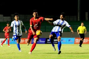 Main Seri, Persedikab Tetap Melenggang ke Regional Jawa