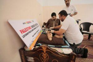 ACT Distribusikan Bantuan Medis untuk Korban di Gaza