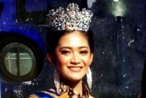 Nova Retalista, Gadis Kediri yang Juarai Miss Global Indonesia