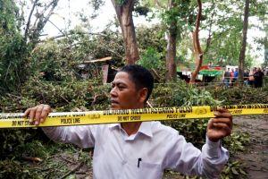 Kisah Hendrik, Pemilik Warung yang Jadi Korban Pohon Tumbang