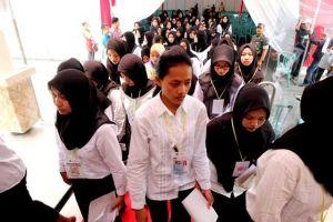 Di Kabupaten Kediri, Lebih 2.500 Pelamar Tidak Penuhi Syarat