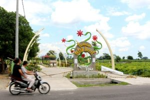 Taman Totok Kerot Kediri Pantik Minat Warga