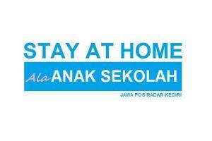 Tinggal di Rumah Bisa Bantu Mama
