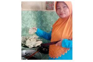 Ngoyot di Dapur