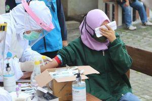 Info Korona Kediri: Rapid Test di Pondok Pesantren, Ini Hasilnya