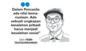 Mendadak Pancasila