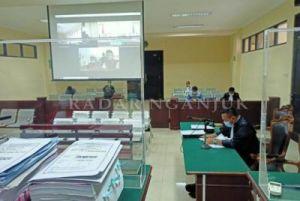 Dua Perangkat Desa Sugihwaras Prambon Dituntut 2,5 Tahun Penjara