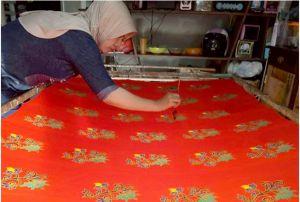 Tahun Ini Karya Kampung Batik Mulyoharjo Targetkan Layak Jual