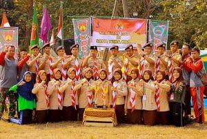 Sawika Kodim Purwodadi Sabet Dua Juara di Persami Pertikiwa Kebumen
