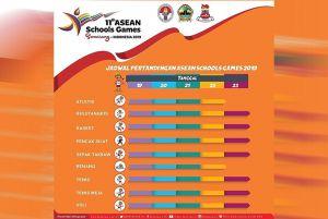 Hari Ini, Obor ASEAN Schools Games XI 2019 Diarak dari Mrapen
