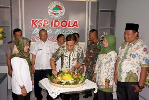 Rayakan HUT ke-9, KSP Idola Berkah Sejahtera Resmikan Kantor Cabang