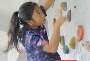 Federasi Panjat Tebing Indonesia Kudus Berburu Bibit Muda Bertalenta