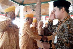 Pemkab Rembang Beri Tali Kasih kepada Puluhan Pejuang Kemerdekaan