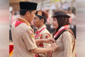 Bangga Penghargaan Diberikan Langsung Presiden Jokowi