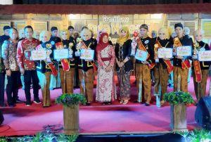 Wakil Kecamatan Kota Didapuk SebagaiDuta Museum