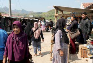 Relokasi Pedagang Pasar Sluke Selesai Hari Ini
