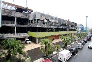 Alasan Pemkab Serahkan Pembongkaran Kudus Plaza ke Swasta