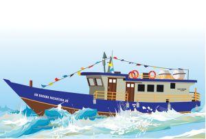 Kapal Bantuan Kemenhub Layani Rute Karimunjawa-Parang-Nyamuk