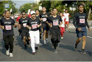 Bupati Pati Haryanto Semarakkan Boyolali Berlari 7K