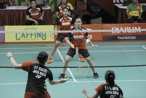 Kalahkan PB Jaya Raya, Tim Junior Putri PB Djarum Melaju ke Semifinal