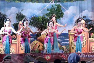 Peringati HUT-74 TNI, Kodim Uri-Uri Budaya melalui Ketoprak