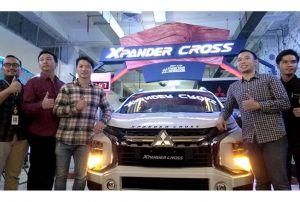 Xpander Cross Sasar Konsumen Penggemar Adventure