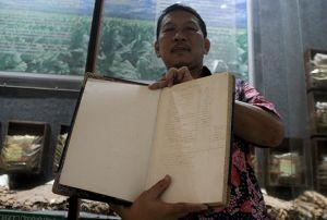 Museum Kretek Kudus Tambah Koleksi Buku Diduga Milik Nitisemito