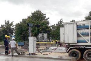 Sebulan Sumur Gas Krikilan Beroperasi, Permintaan Gas Masih Sepi