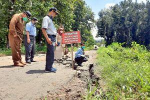 Komisi C DPRD Blora: Jalan Ambles bukan Salah Konstruksi