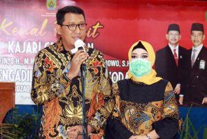 Jabat Kajari, HaryokoAri PrabowoPulang Kampung ke Kota Swieke