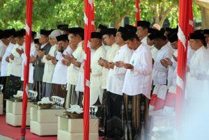 Peringati Hari Santri, ASN Sarungan Ngaji di Pendapa Museum RA Kartini