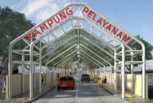 Pemkab Grobogan Percantik Kota dengan Kampung Tematik