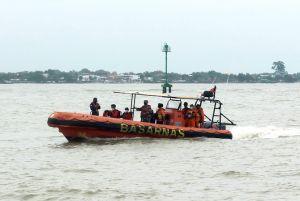 Tim SAR Terjunkan 50 Personel Cari ABK Tenggelam di Perairan Jepara