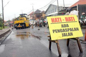 Pengaspalan Jalan Sayung-Jepara Dianggar Rp 13 Miliar