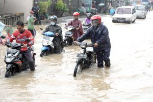 Sering Meluap, Pembangunan Jembatan Sungai Piji Tanpa Pilar Tengah