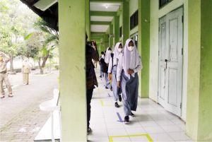 Pulang Pergi Sekolah Wajib Kirim lokasi Terkini