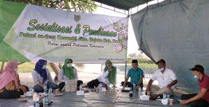 Kelompok Tani Desa Kesambi Kudus Diberi Pembinaan Pertanian