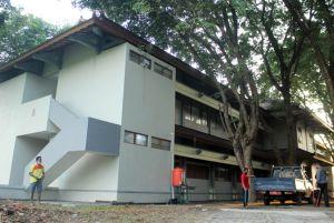 Gedung BLK Penuh, Isolasi Pasien Covid-19 Pindah ke Undip Telukawur