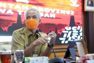 Pemprov Jateng Siapkan Bansos 133.555 Pedagang Terdampak PPKM