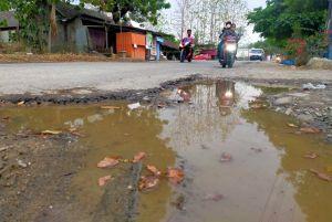 Anggota Komisi V DPR Upayakan APBN Intervensi Bangun Jalan sampai Desa