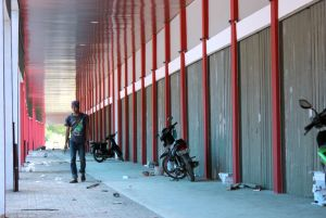 Rampung Digarap, Kios Baru Pasar Bangsri Jepara Siap Difungsikan