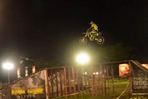 Aris Setyo Kunci Gelar Juara Trial Game 2017
