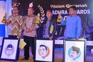 Moh. Jakfar, Tokoh Muda Populer II Madura Awards 2017