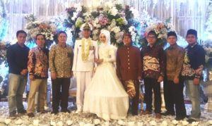 Hadiri Pernikahan Prajurit TNI, Ini Yang Dilakukan Kru Radar Madura