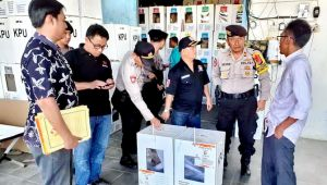 KPU Perbaiki Hasil Pleno Kecamatan